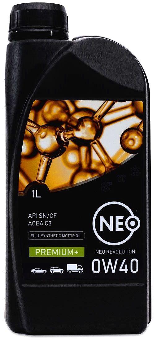 Neo Revolution 0W-40 - (C3); (SN/CF)
