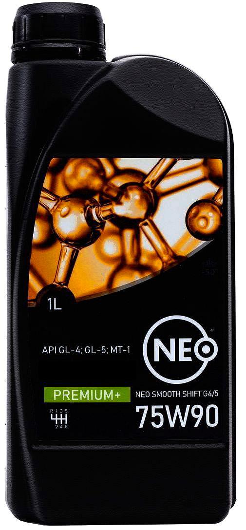 Neo Smooth Shift G4/5 75W-90 - (GL-5, GL-4 MT-1)
